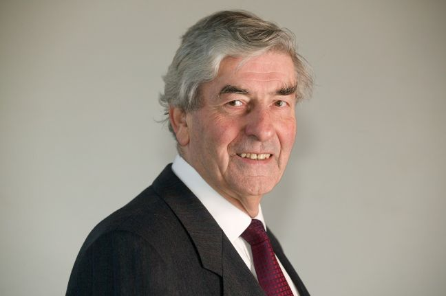 Former Dutch Prime Minister Ruud Lubbers