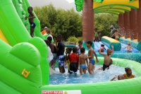 TelEm Group's Family Fun Day had a water theme this year which made a big splash with all the young visitors and their families who attended.