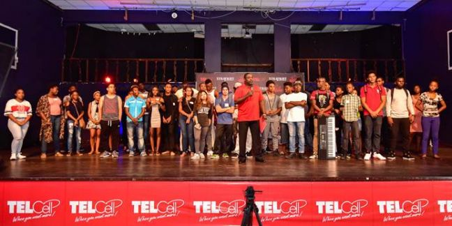 TelCell says its mobile subscribers can now text in their favourite performer's number to cast their vote the upcoming TelCell Breakthrough finals, Sept. 30 at the Theatre Royale, Maho. (Photo by Edgardo Lynch).