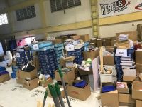 Public Schools receive school supplies