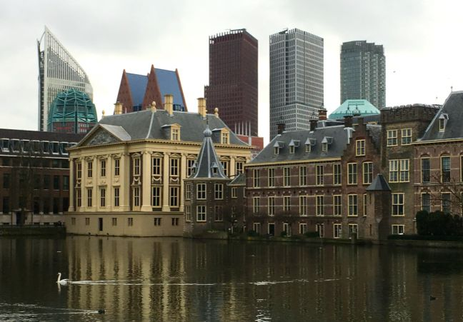 The Dutch Parliamentary Complex in The Hague, the Netherlands. (Photo DutchNews)