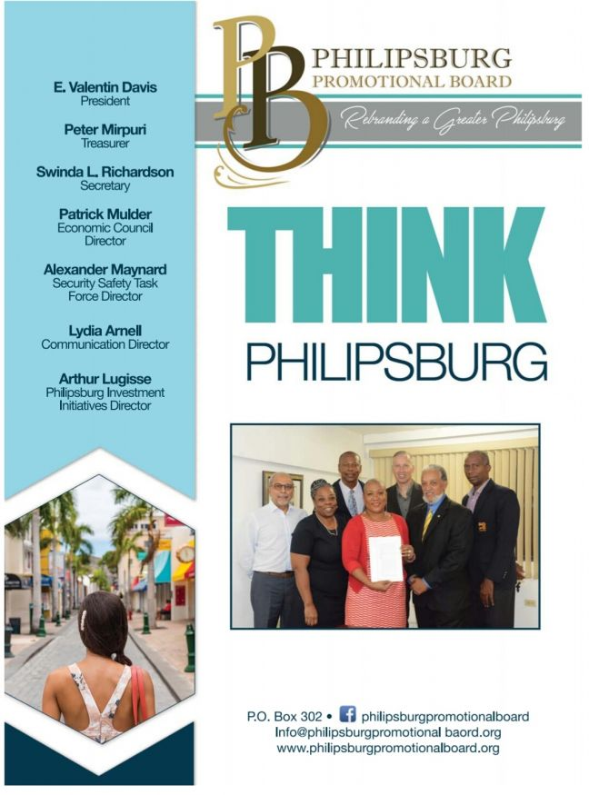 New Philipsburg Promotional Board a Positive Development