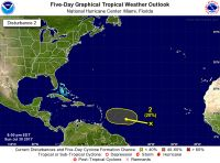 WEATHER WATCH: New tropical wave East of the islands being monitored