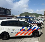 Weekend traffic controls lead to 80 vehicles controlled and five arrests