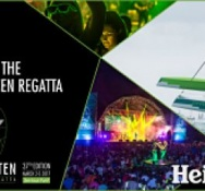 St. Maarten Heineken Regatta to give away a trip for two, to attend the 37th edition