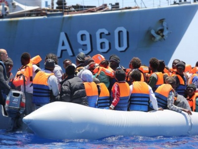 UN rights experts warn new EU policy on boat rescues will cause more people to drown