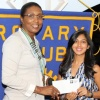 Rotary Club of St. Maarten-Mid Isle receives proceeds from Alex & Ani's Charmed by Charity Event