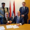 Minister Ferrier and State Secretary Knops sign 50 Million Guilder liquidity support loan