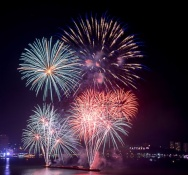 Application process starts for year-end fireworks displays. Deadline is November 10