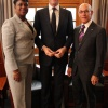 Prime Minister Romeo-Marlin and Minister Ferrier hold successful consultation with Dutch Prime Minister Rutte