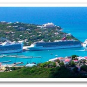 Territory Must Reinvent to Stem Slumping Arrivals. Sint Maarten looked at as a successful cruise port example