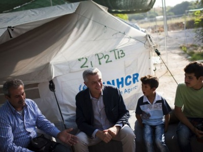 Greece facing 'serious challenges,' needs EU help to manage refugee crisis – UN agency chief