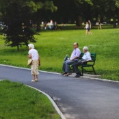More Movement for the Elderly this Saturday at St. Martin's Home
