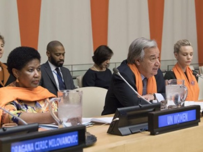 UN urges action so women and girls everywhere can live free from all forms of violence