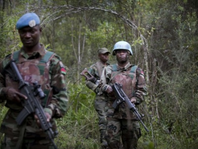 UN flag no longer offers 'natural' protection to peacekeepers, says report on mission casualties