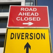 Complete Road Closure parts of Cannegieter Street