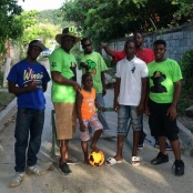 UP Eugene Heyliger promoting sports and education