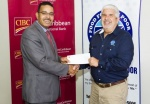 SECOND CARIBBEAN CHARITY RECEIVES FUNDING FROM CIBC FIRSTCARIBBEAN FOR HAITI RELIEF EFFORT