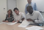 ZVK signs multi-year framework agreements with medical centers Sint Eustatius and Saba