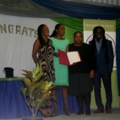 80 percent of the teachers in St. Eustatius achieve their Cambridge Engels Certificate
