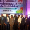 Minister of TEATT Arrindell-Doncher returns with delegation from Caribbean Telecom Conference