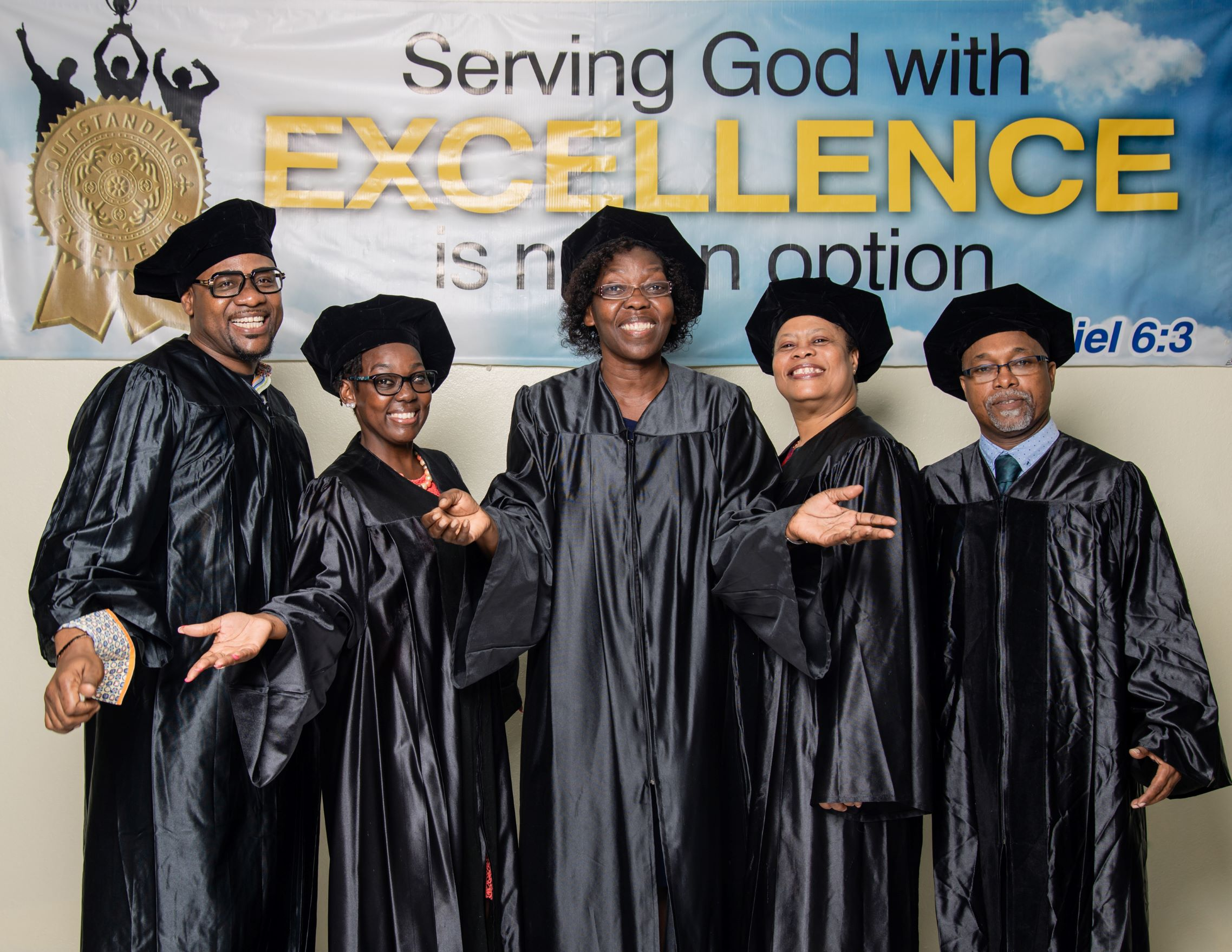 Grace Hill Bible University Graduates 2019 1