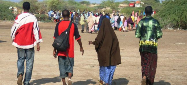IRIN/Mohamed Amin Jibril Rampant unemployment in Somaliland has prompted thousands of young people to leave the territory every month.