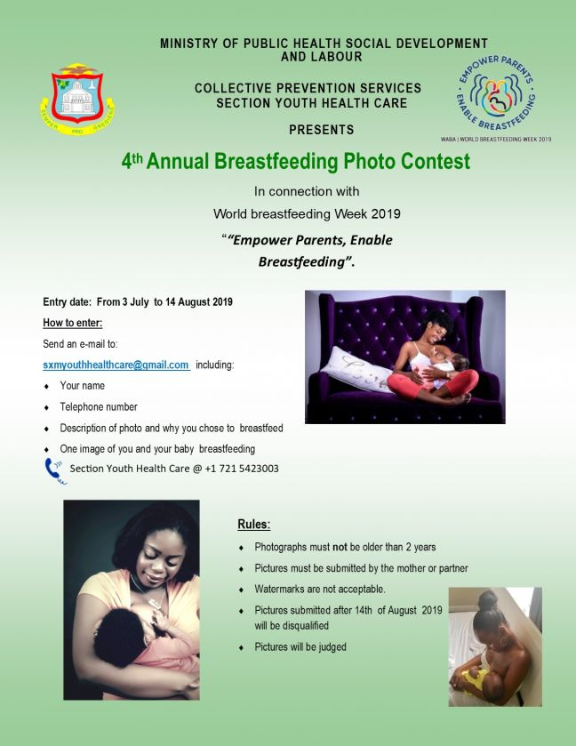 CPS launches Breastfeeding Photo Competition
