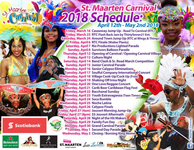 Carnival License Application Process Extended to April 13