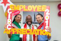 CIBC FIRSTCARIBBEAN TOASTS ITS STAFF ON EMPLOYEE APPRECIATION DAY