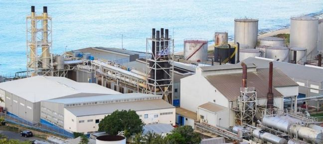 NV GEBE Power Plant, Cay Bay (file photo)