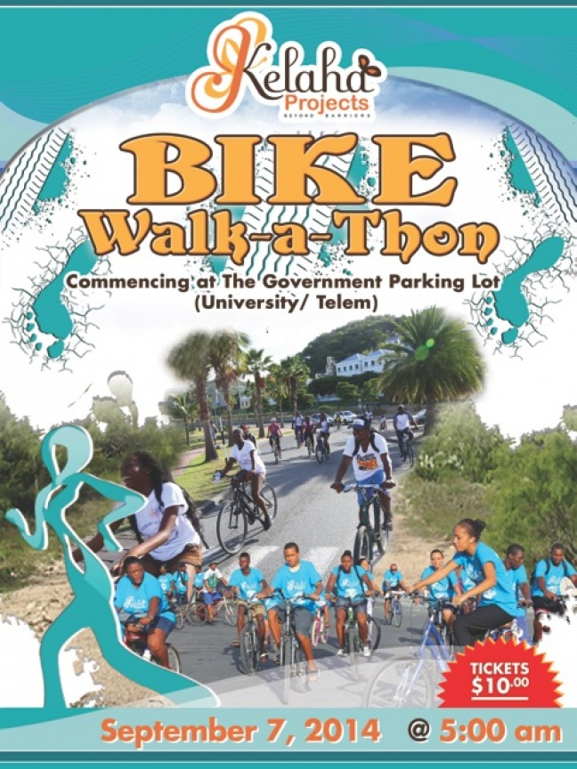 Bike & Walk-a-thon - Support this Worthy Cause