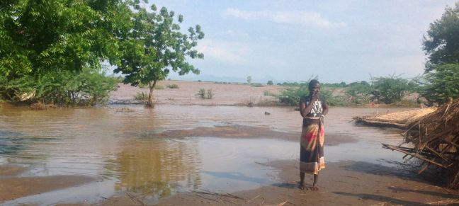 EU/ECHO/Jacqueline Chinoera Malawi has suffered from heavy flooding on numerous occasions. (file 2015)