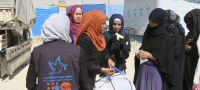 UNFPA Syria/2019 The UN Population Fund (UNFPA) is providing services to displaced women and girls across northeast Syria.