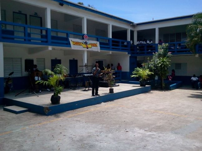St. Maarten Academy (File photo)