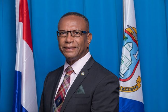 Minister Wycliffe Smith