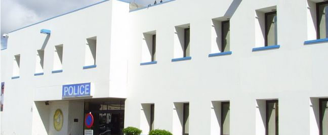 Police Headquarters, Philipsburg, Sint Maarten (File photo)
