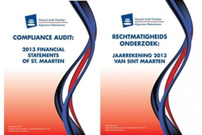 General Audit Chamber Informs Parliament about the 2013 Financial Statements of Government