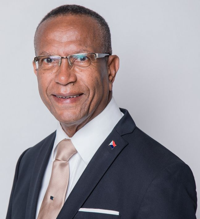 SMCP MP Wycliffe Smith