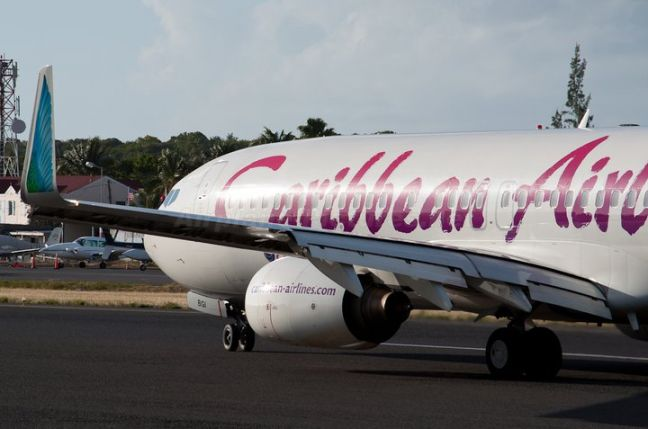 CARIBBEAN AIRLINES DOMESTIC OPERATIONS JULY 2019