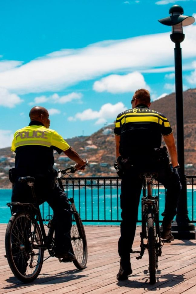 Police Bike patrol. (File photo)