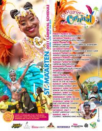 Carnival 2021 booths, troupes, promoters' meetings this week