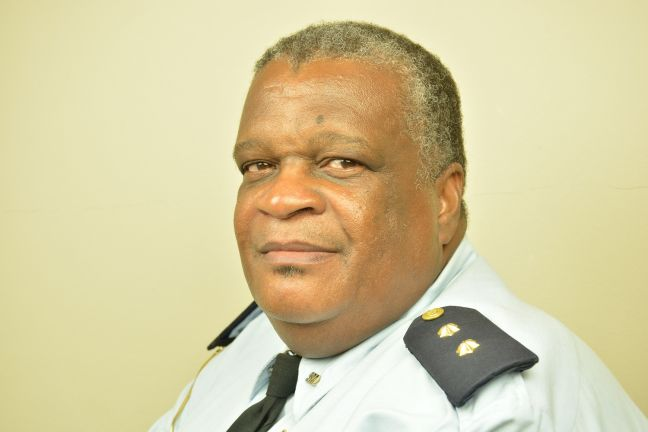 The late Police Inspector Quintin Gregory Rogers.