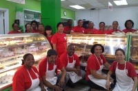 The Cake House Bakery and Supermarket Team.