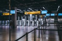 Immigration control at Schiphol airport. Photo: Depositphotos