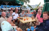After-race parties at the Sint Maarten Yacht Club and at Yacht Club Port De Plaisance were perfect for multihull owners to celebrate together.