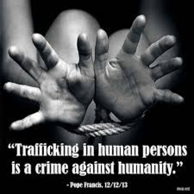 National Reporting Bureau on Human Trafficking continues to monitor local developments and take action when required