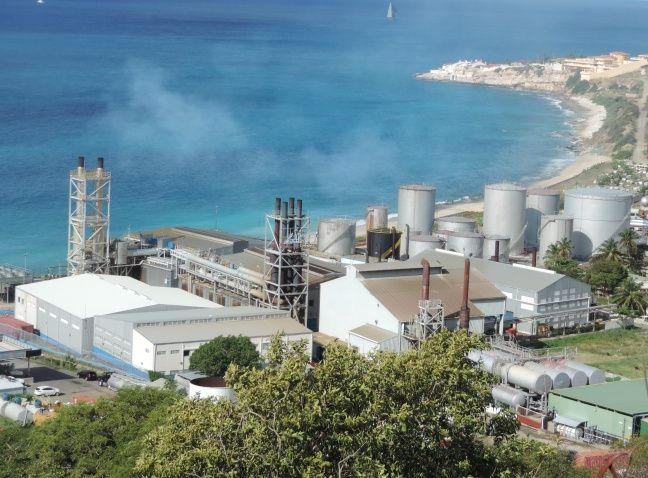 NV GEBE Cay Bay Power Plant (file photo)