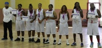 Ladies Basketball Championship Top 14 Players Exhibition Game a Success