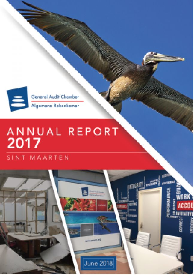 General Audit Chamber Annual Report 2917 Now Available Online